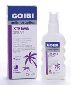 Comprar Goibi Xtreme Antimosquitos Tropical Spray 75 ml