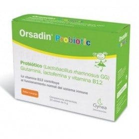 Orsadin Probiotic 20 Sobres de 5 gr Sabor Naranja