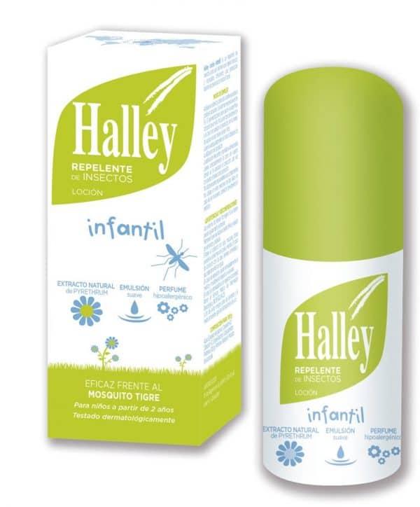 Halley Locion Infantil Repelente 100 Ml - Repelente Natural