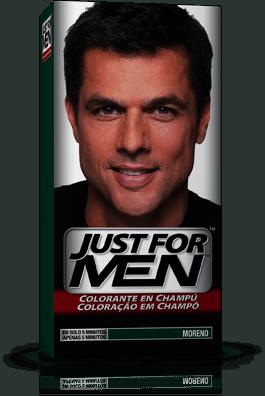 Comprar Just For Men Colorante en Champú 30 cc Moreno