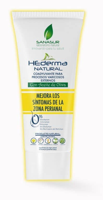 Comprar Hederma Natural 40 ml - Hemorroides