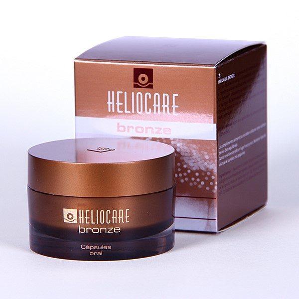 Comprar Heliocare Bronze 30 Cápsulas Orales - Intensificación del Bronceado
