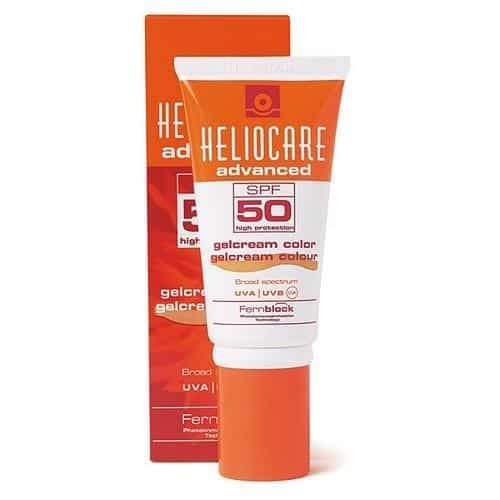 Comprar Heliocare Color Gel Crema Brown 50 ml - Protector solar con color