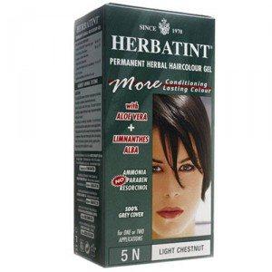 Comprar Herbatint  5N Castaño Claro - Tinte Natural para Cabello