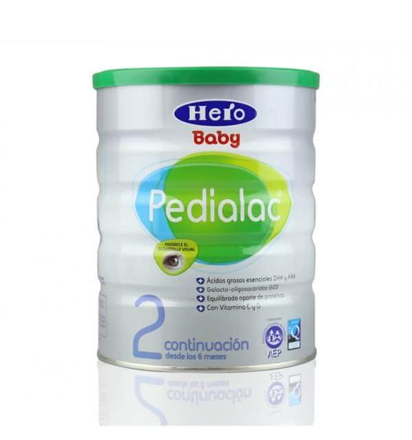Hero Baby Pedialac 2 800 Gramos - Leche de Continuación