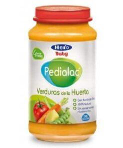 Hero Baby Pedialac Verduras Huerta 250Gr - Potito Verduras