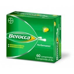 Berocca Performance 60 Comprimidos - Multivitaminico
