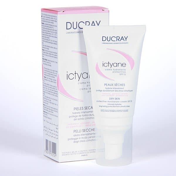 Comprar Ducray Ictyane Crema Hidratante SPF 15
