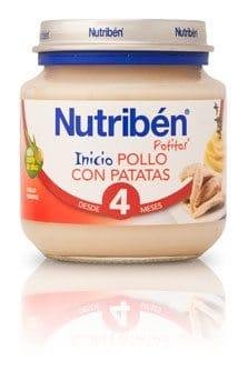 Comprar Nutriben Inicio Pollo Patatas 130 Gr