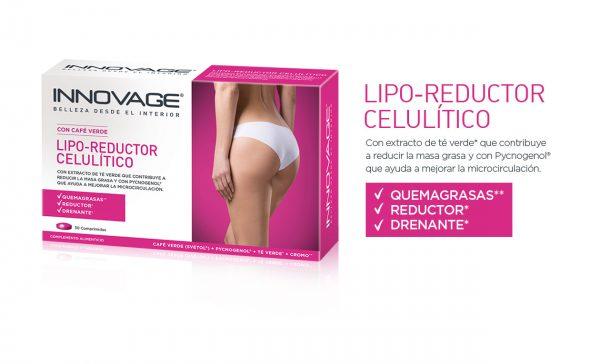 Innovage Lipo-reductor Anticelulítico 30 Comprimidos