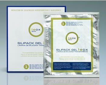 Comprar Silipack Gel Ioox Lámina Silicona 10x10