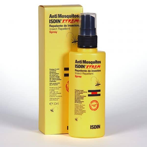 Comprar Antimosquitos Xtrem Isdin Spray 50 ml