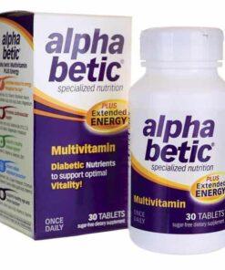 Comprar Alphabetic Multivitamínico 30 Comprimidos