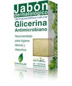 Comprar Sanasur Jabón Glicerina Antimicrobiano con Triclosan 100 gr