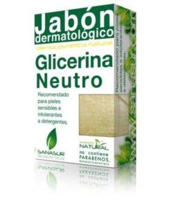Comprar Sanasur Jabón Glicerina Neutro 100 gr