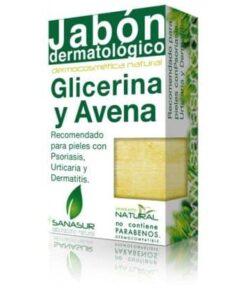 Comprar Sanasur Jabón Glicerina y Avena 100 gr