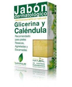 Comprar Sanasur Jabón Glicerina y Caléndula 100 gr