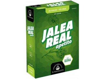 Comprar El Naturalista Jalea Real Infantil Apetito 20 Viales