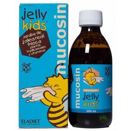 Jelly Kids Mucosin 250 ml