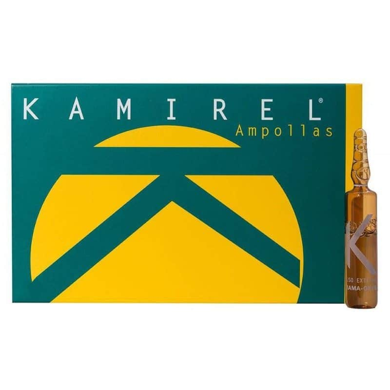 Comprar Kamirel Anticaída 16 Ampollas 5 Ml