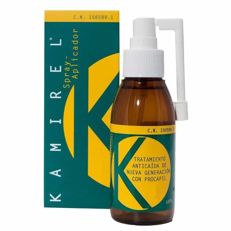 Comprar Kamirel Anticaída Spray Aplicador 100 ml