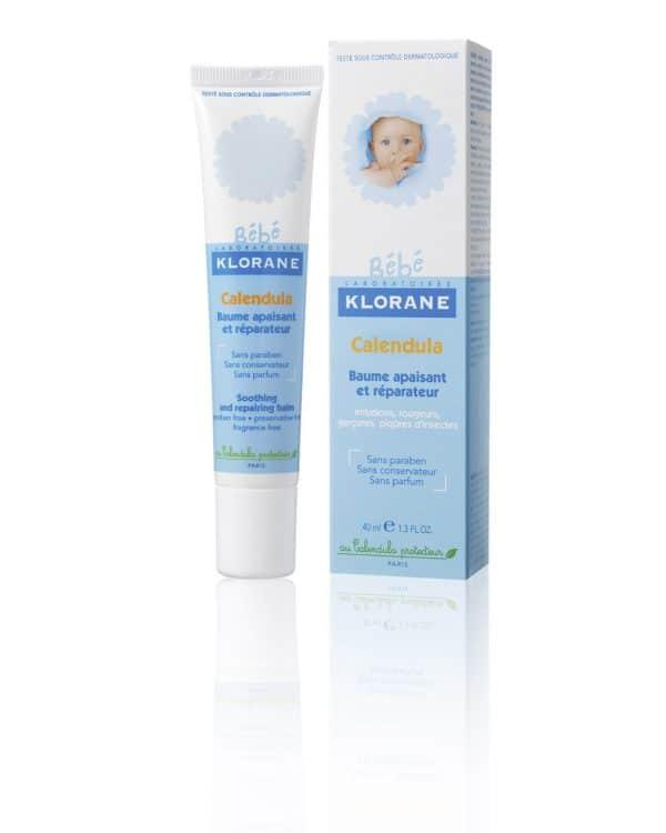 Comprar Klorane Bebé Bálsamo De Caléndula 40 Ml