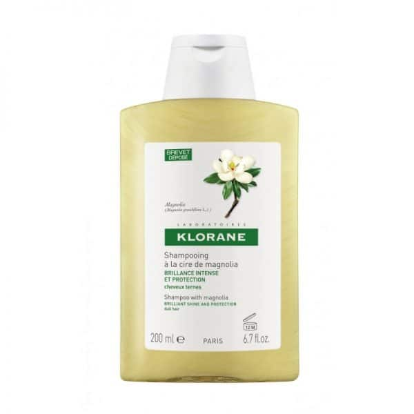 Comprar Klorane Champú Cera De Magnolia 200 Ml