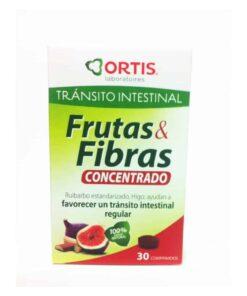 Ortis Fruta y Fibra Concentrado 30 Comprimidos
