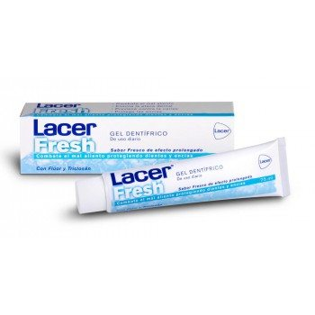 Comprar Lacerfresh Gel Dentífrico 125 Ml