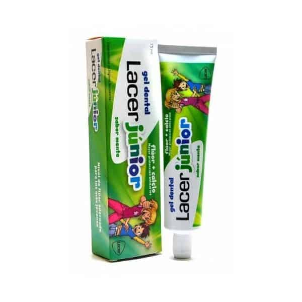 Comprar Lacer Junior Gel Dental Menta 75 ml