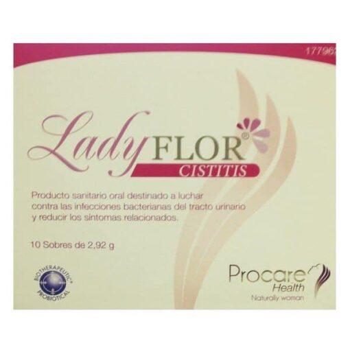 Ladyflor Cistitis 10 Sobres  2