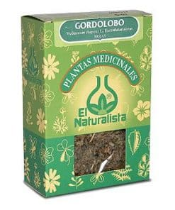 Comprar El Naturalista Gordolobo 35 Gr