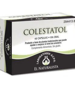 Comprar El Naturalista Colestatol 48 Cápsulas