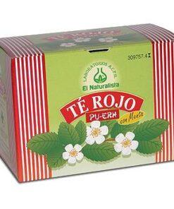Comprar El Naturalista Té Rojo Pu-Erh 20 Bolsas