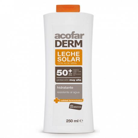Comprar Acofarderm Leche Solar Hidratante SPF 50+ 250 ML