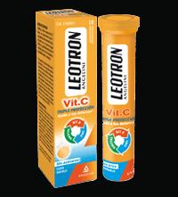 Comprar Leotron Vitamina C 18 Comp. Efervescentes