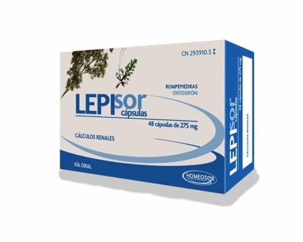 Comprar Homeosor Lepisor 275 mg 48 Cápsulas