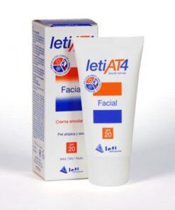 Leti At 4 Crema Facial SPF 20 50 ml
