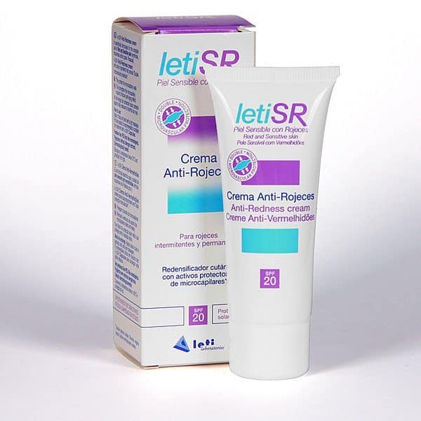 Comprar LetiSr Crema Anti-rojeces para Piel Sensible