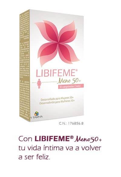 Comprar Libifeme Meno 50+ Y Farma 30 comprimidos
