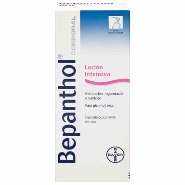 Comprar Bepanthol Lipo Loción 400 Ml. Dosificador