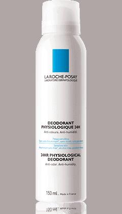 Comprar Roche Posay Desodorante Spray Sin Aluminio 150 Ml