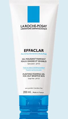 Comprar Effaclar Gel Purificante La Roche Posay 125 ml