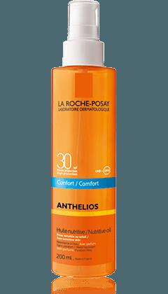 Comprar Anthelios SPF 30 Aceite Nutritivo Confort  200 Ml