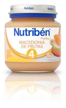 Comprar Nutriben Inicio Macedonia Frutas 130 Gr