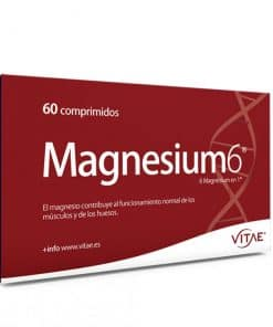 Comprar Magnesium 6 60 Comp