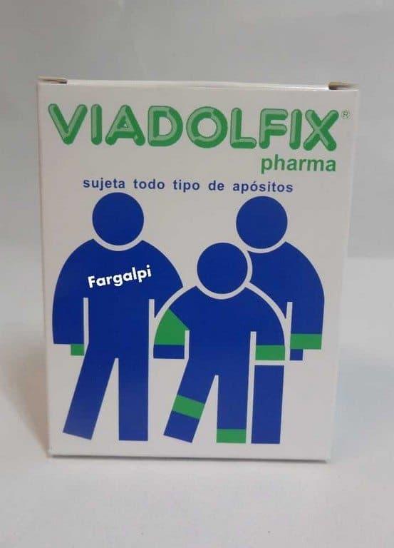 Comprar Venda Tubular Malla Elástica de Algodón Viadol Fix Pharma (3M - N 1/2) - Mantener Todo Tipo de Apósitos en Dedos