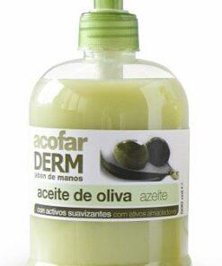 Acofar JABÓN de manos aceite oliva 500 ml