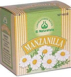 Comprar El Naturalista Manzanilla 10 Bolsas