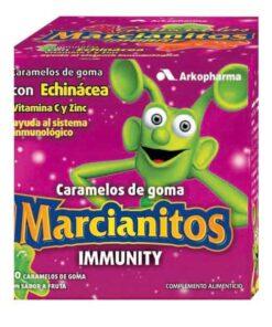 Marcianitos Immunity